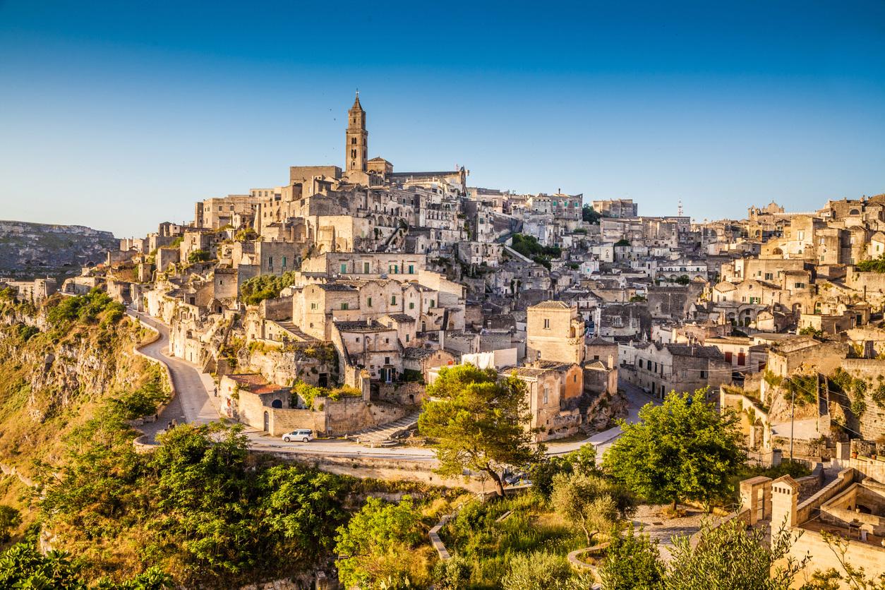 Matera ist 2019 europäische Kulturhauptstadt und Liebeserklärung an Apulien