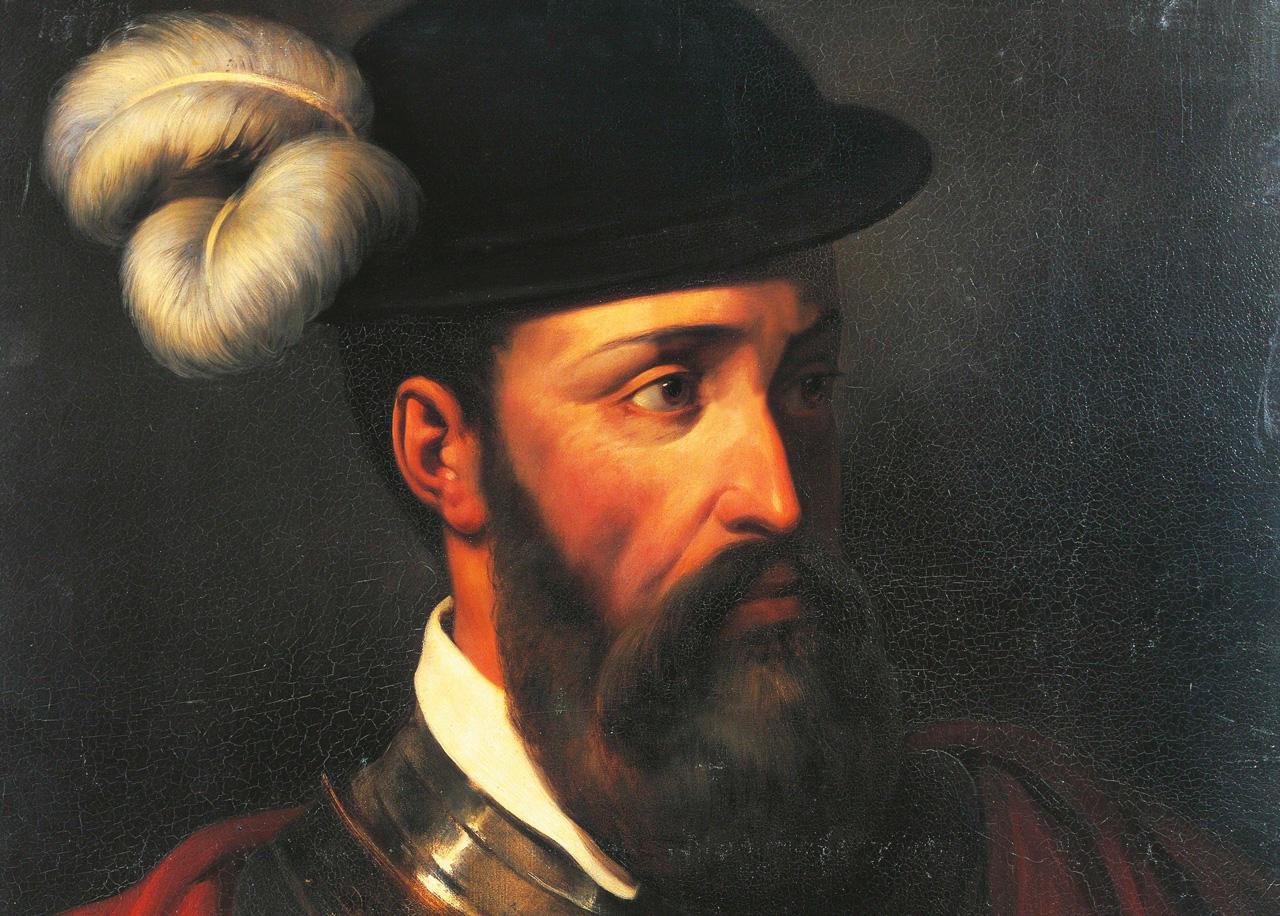 Auf den Spuren der Spanischen Eroberer, der «Conquistadores»