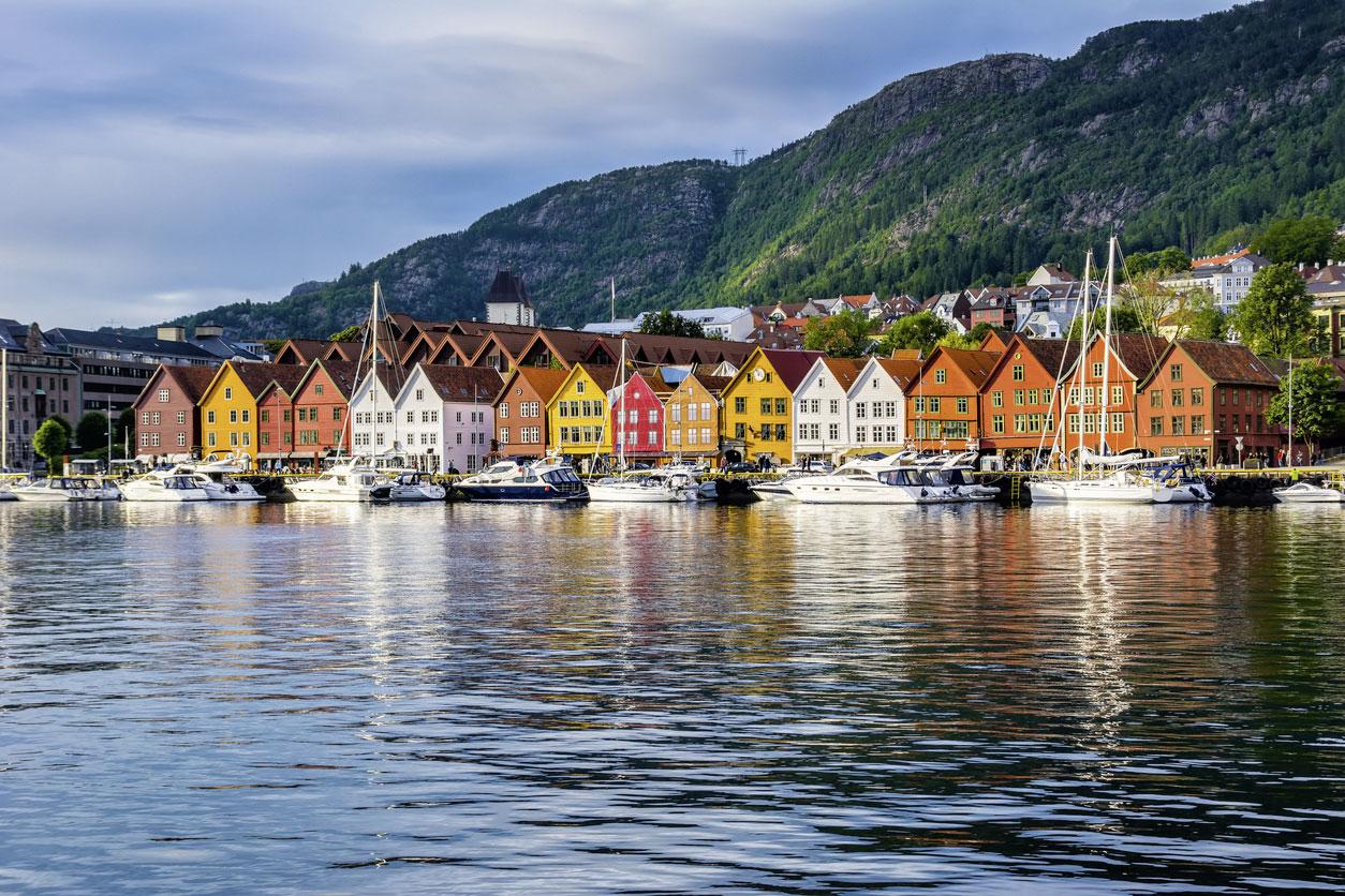 Oslo – Bergen – neues Munch Museum
