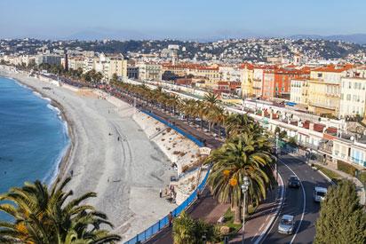 """Traumtage an der """"Blauen Küste - Côte d'Azur"""""""