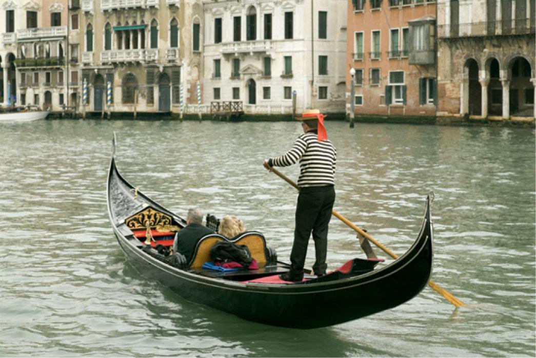 Venedig – immer wieder neu und anders