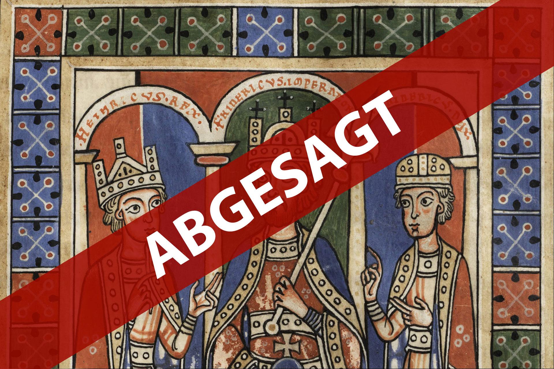 Worms – Speyer – Mainz: Besuch der Grossen Landesausstellung in Mainz «Von Karl dem Grossen bis Friedrich Barbarossa»