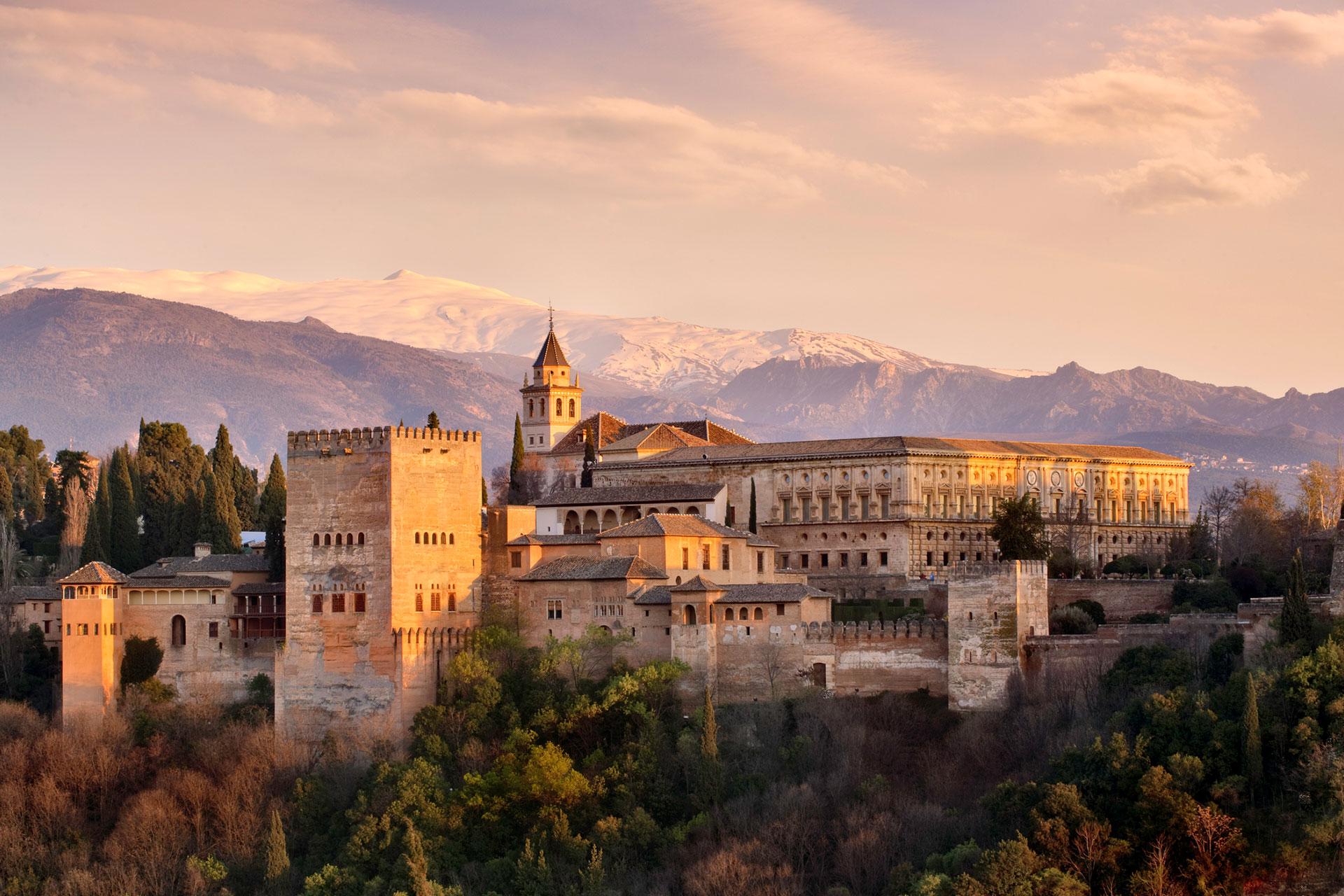 Das reiche Erbe von Al Andalus Sevilla - Cordoba - Granada