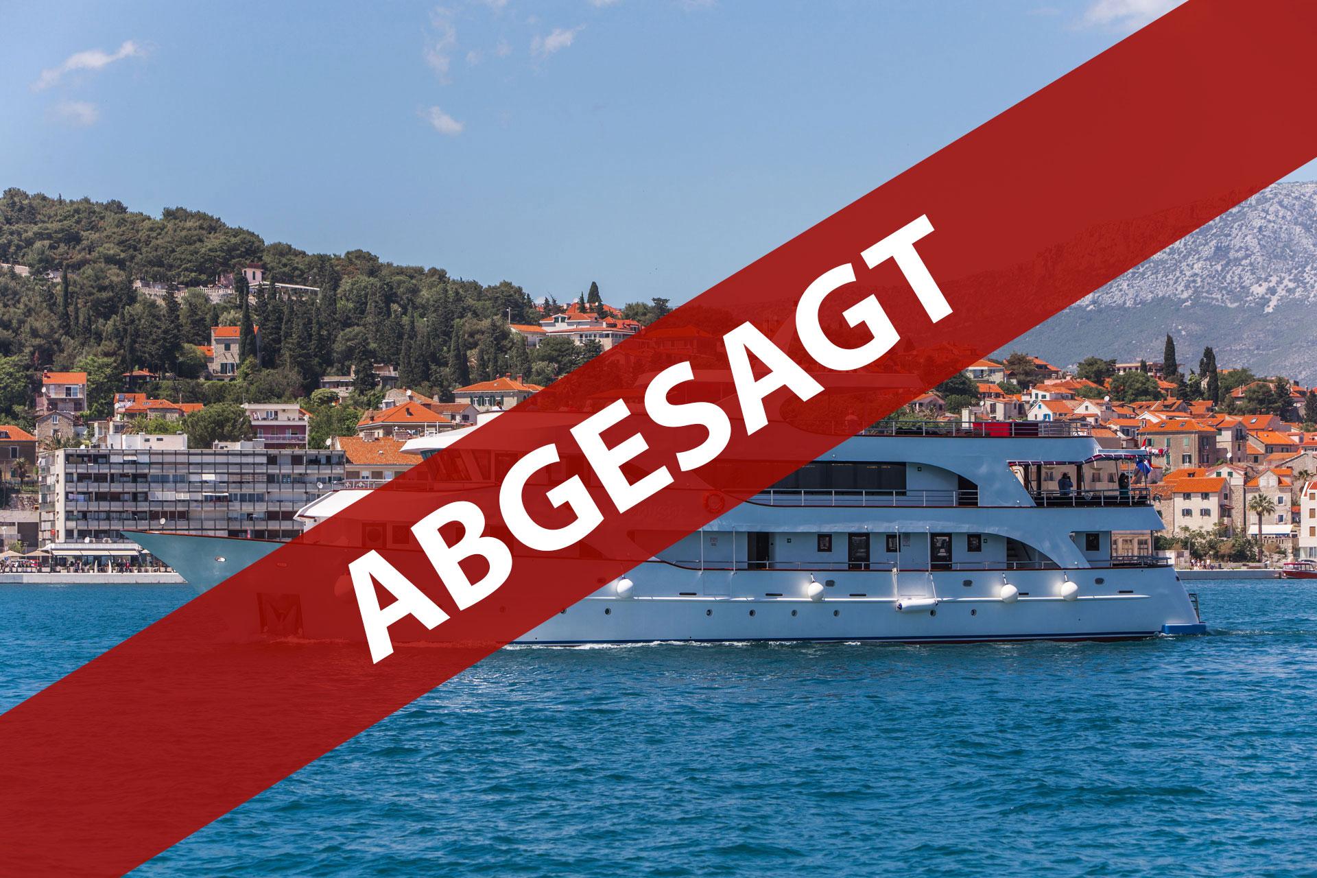 ABGESAGT · Kroatien – Rijeka und Kreuzfahrt